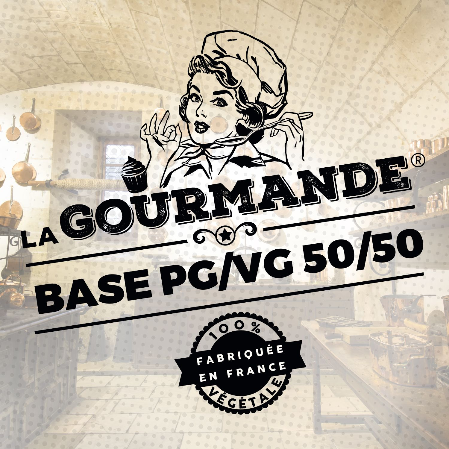 Base Neutre 250ml La Gourmande