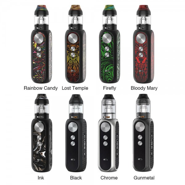 Full Kit Cube X 3000mah/80W/4ML - OBS