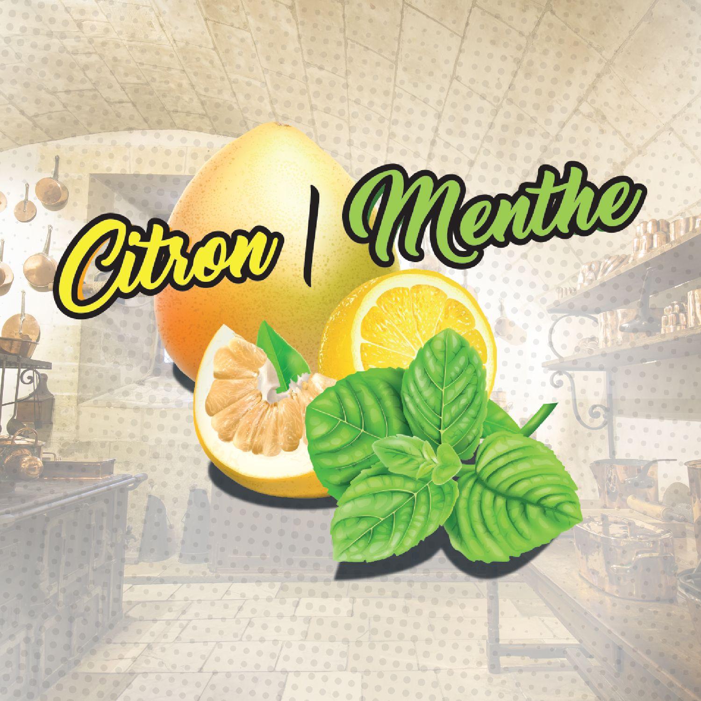 Concentré Citron Menthe 10Ml La Gourmande
