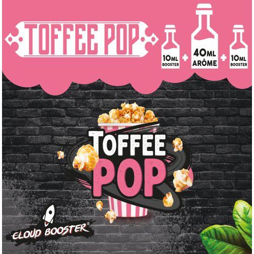 Toffee Pop 60ml Cloud Booster