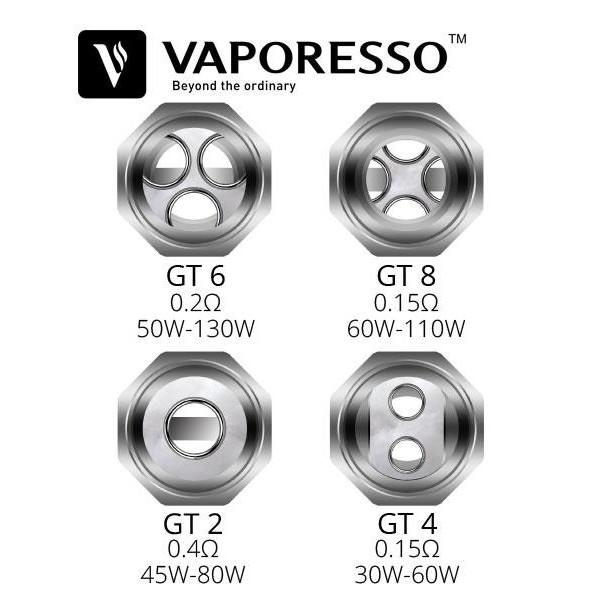 Résistance GT Cores de Vaporesso