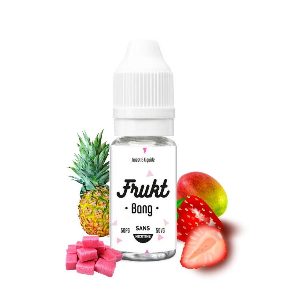 E-liquide Fruité Bang 10ml Frukt - SAVOUREA
