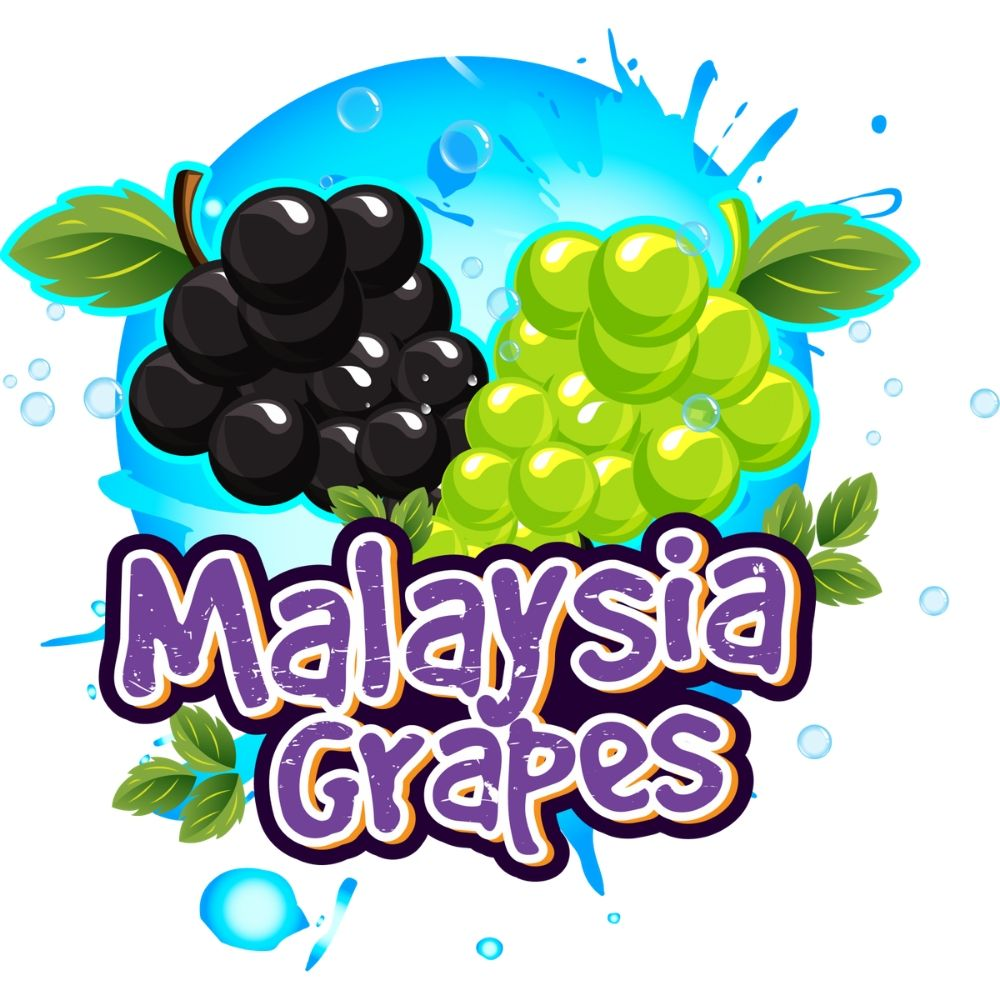 E-liquide Malaysia Grapes 60 Ml - Bang À L\'ô