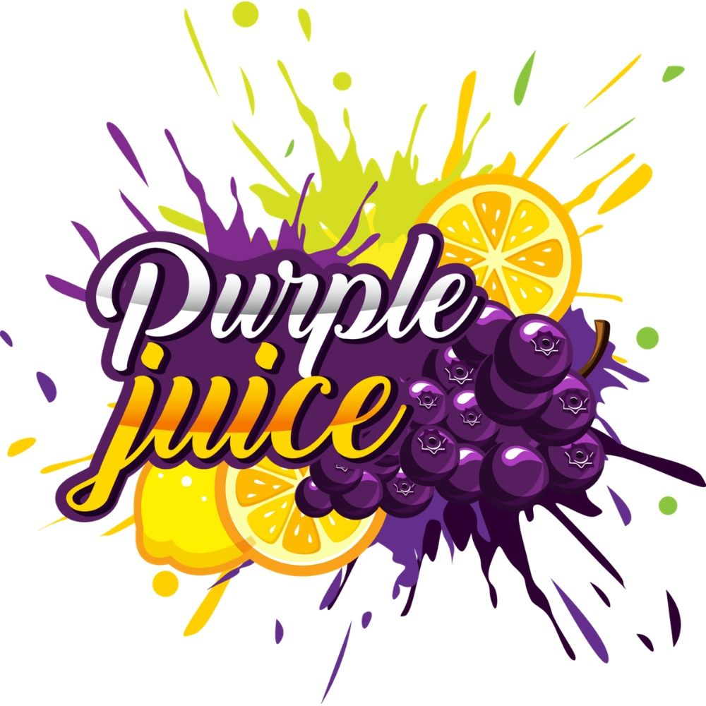 E-liquide Purple Juice 60 Ml - Bang À L\'ô