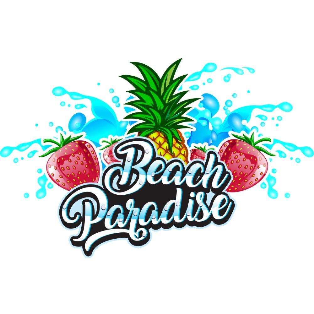 E-liquide Beach Paradise 60 Ml - Bang À L\'ô