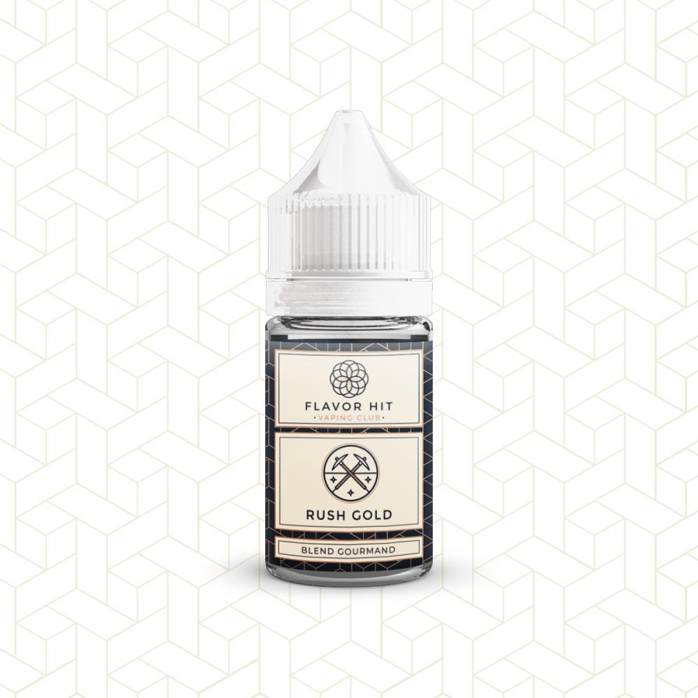 E-liquide Rush Gold 30 ML - Flavor Hit