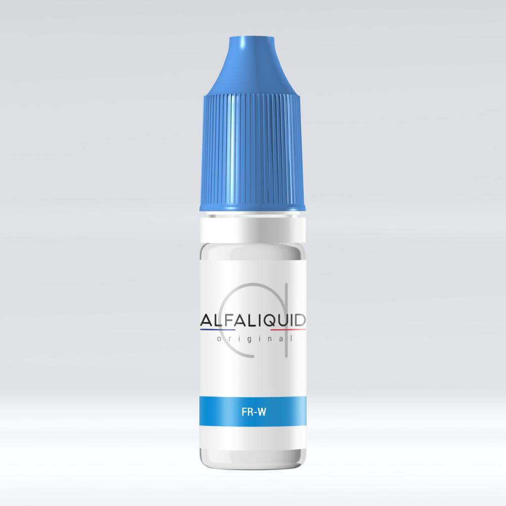 E-liquide Alfaliquid FR-W - Saveurs Classique