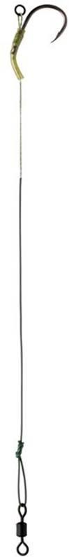 Bas de ligne montés pour carpe PROWESS Trigger Stiff Rig x 2