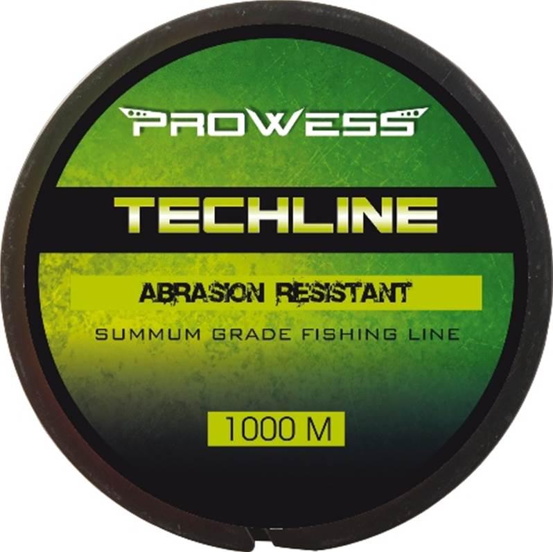 Monofilament nylon résistant au frottement PROWESS Abrasion Résistant 1000m