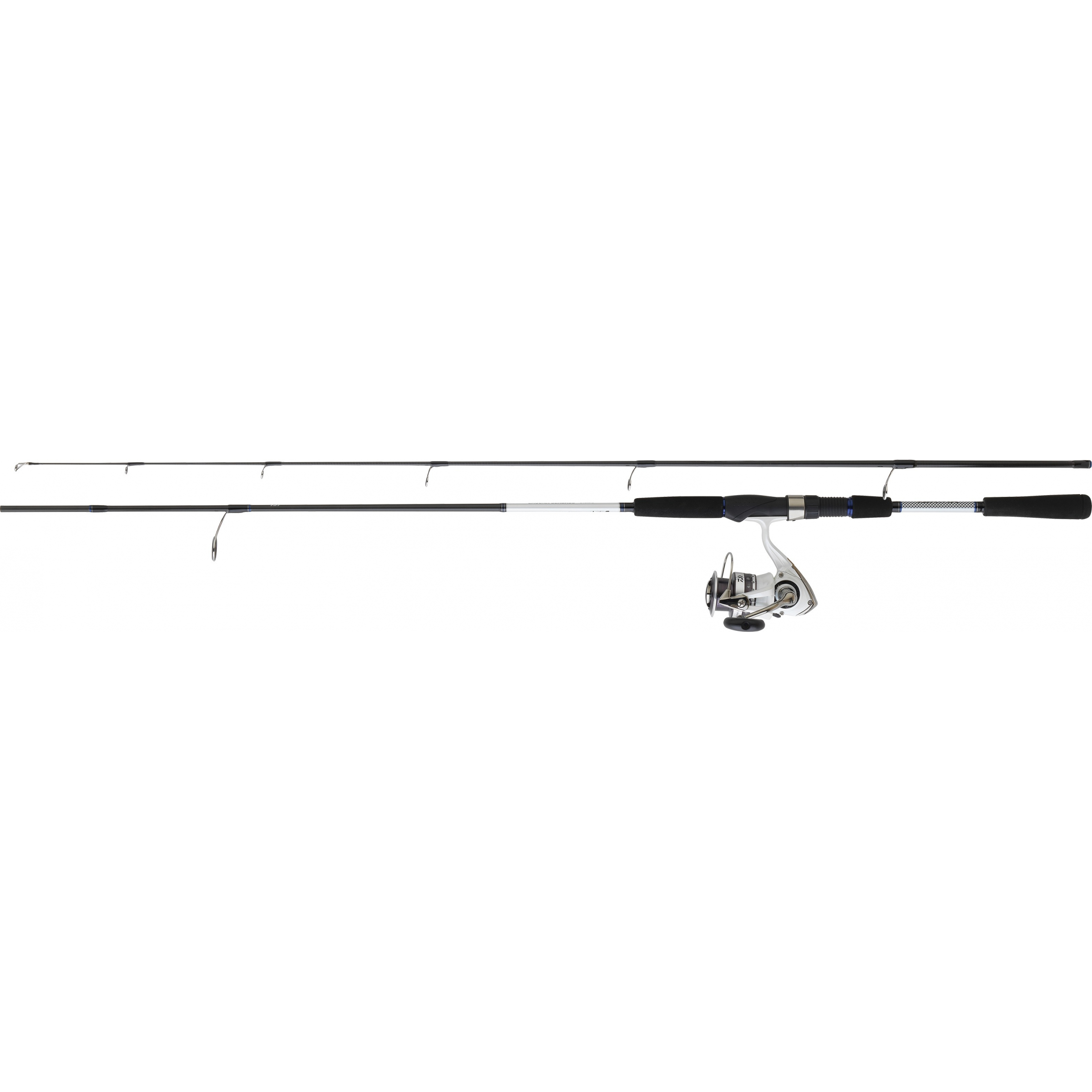 Ensemble lancer spinning DAIWA SET LAGUNA