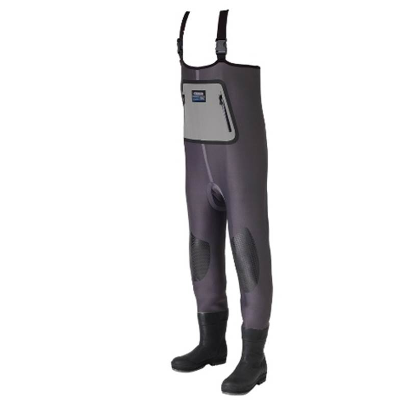 Waders néoprène stretch 4mm GARBOLINO EXTREME HYDRATEK WADERS NEOPRENE N1