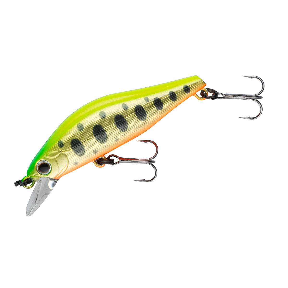 Leurre poisson nageur DAIWA TOURNAMENT WISE MINNOW 50 HR 5cm/4g