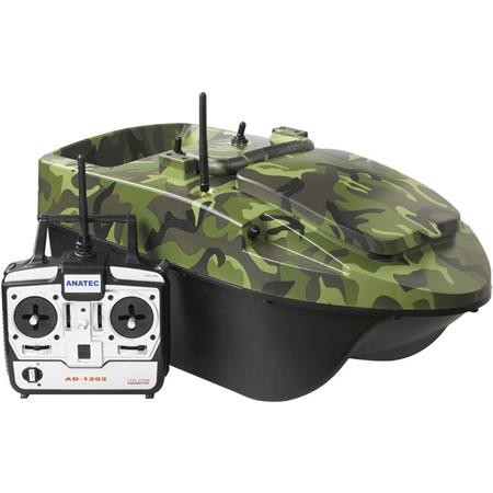 Bateau amorceur ANATEC PACBOAT START\'R EVO forest camo