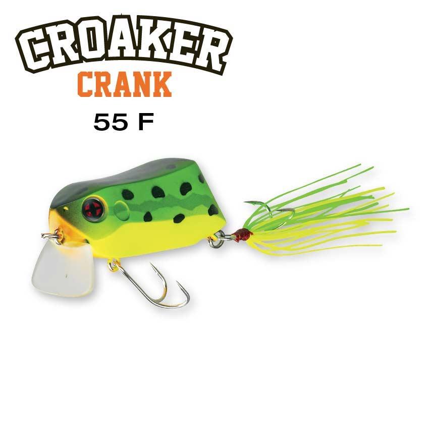 SAKURA CROAKER CRANK 55 F