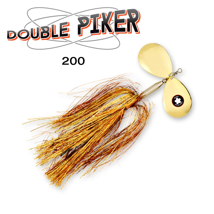 SAKURA DOUBLE PIKER 20cm 55g