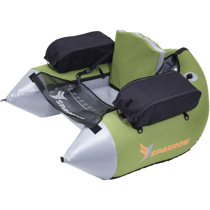 Float Tube JMC SPARROW CARGO Sage/Gris