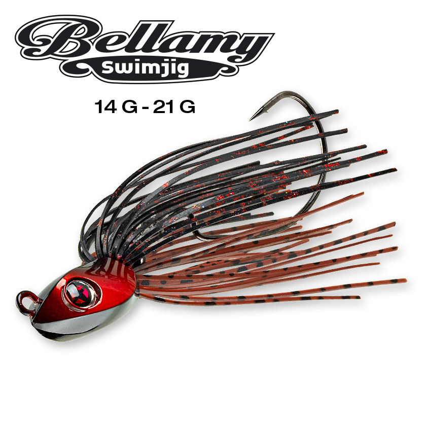 SAKURA BELLAMY SWIM JIG