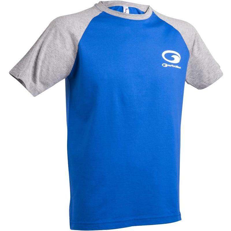 T-shirt GARBOLINO BICOLORE - bleu et gris