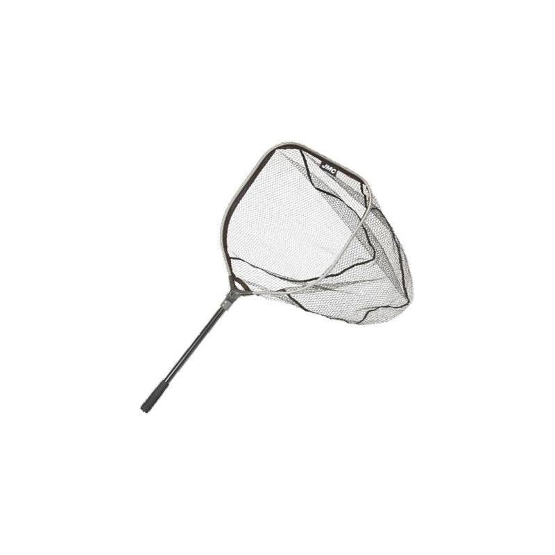 Epuisette raquette float tube JMC