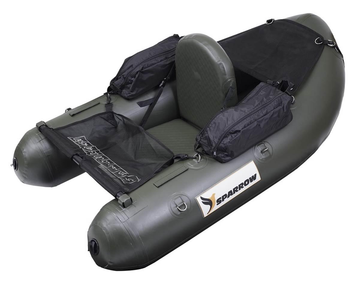 Float tube JMC SPARROW ATTACK 160 Olive