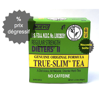 TRUE SLIM TEA ™ - élixir minceur
