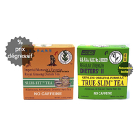 TRUE SLIM TEA / SLIM FIT