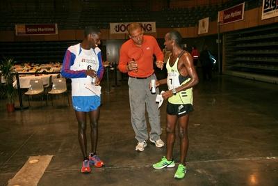 Gagnant du semi marathon du Havre