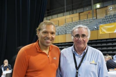 Thierry et Jean Louis Duval