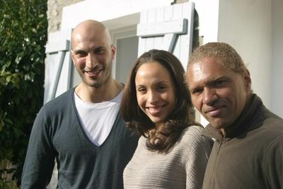 Top modèles Kamel, Valérie et Thierry