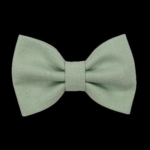 Barrette anti glisse couleur vert menthe