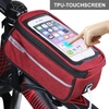 Waterproof-Bicycle-Bag-Nylon-Bike-Cyling-Cell-Mobile-Phone-Bag-Case-5-5-6-Bicycle-Panniers