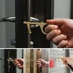 Ouvre-porte-de-porte-en-m-tal-Outil-Portable-d-ascenseur-de-presse-hygi-ne-des