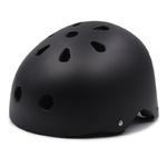Casque-noirCasque-rond-noir-trottinette-vtt-bleu-vtt-accessoire-de-Sport-pour-enfants-et-adultes-pour-cyclisme-sur-route