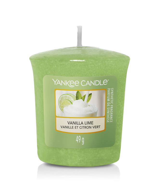Bougie Vanilla Lime votive