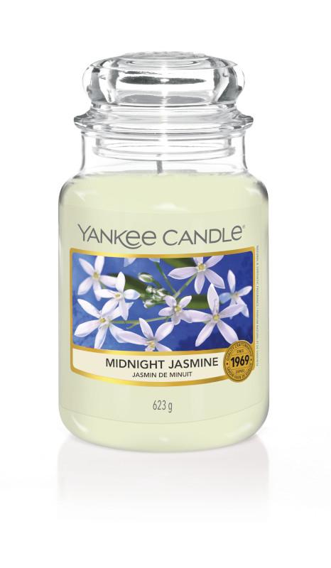 Bougie Midnight Jasmine grande jarre
