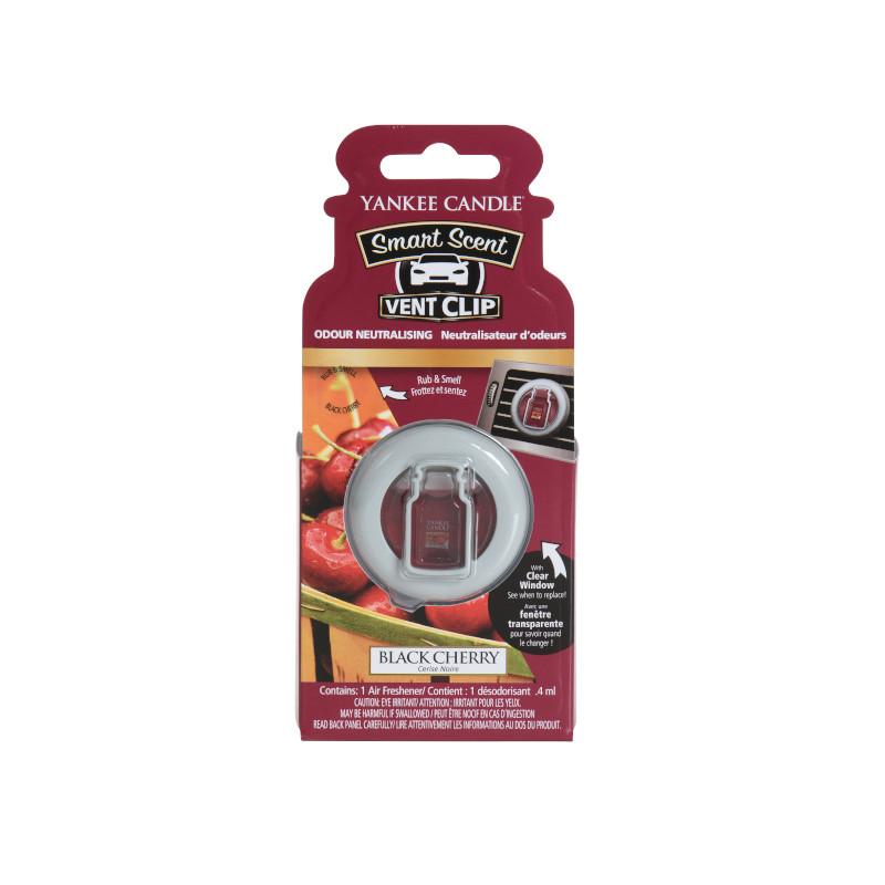 Clip pour aérateur Smart Scent Black Cherry