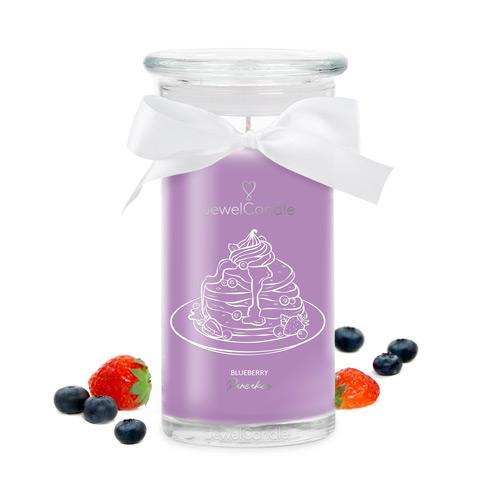 Bougie-bijou Blueberry Pancakes (bracelet)