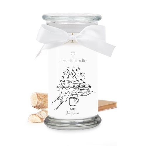 Bougie-bijou Cozy Fireplace (bracelet)