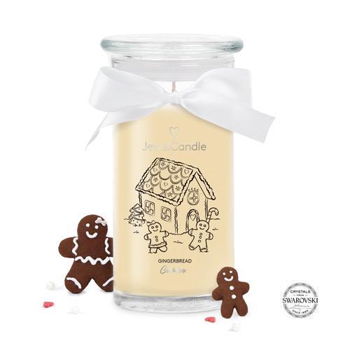 Bougie-bijou Gingerbread Cookies (bracelet)