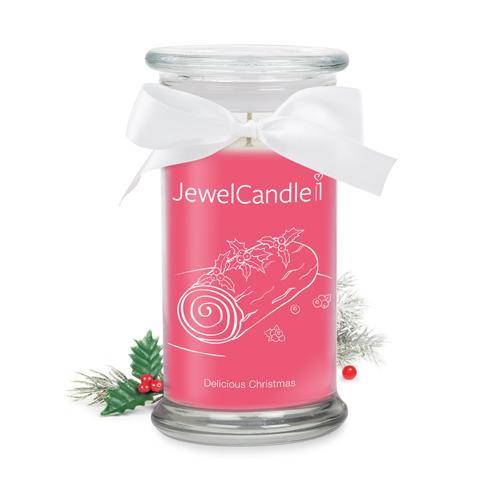 Bougie-bijou Delicious Christmas - JewelCandle