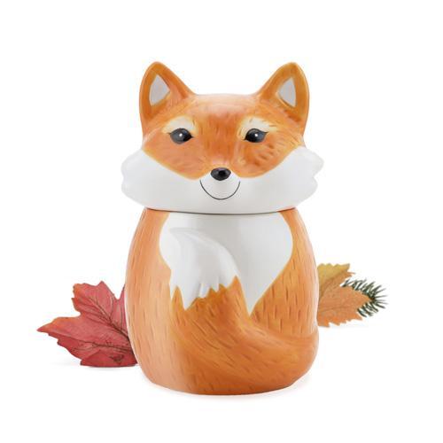 Bougie-bijou renard Mister Fox (boucles d'oreilles) - JewelCandle 1