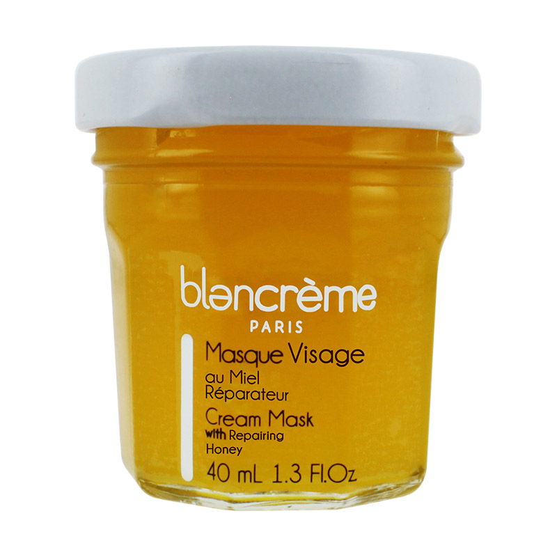 Masque visage miel