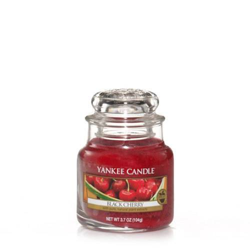 Bougie Black Cherry petite jarre