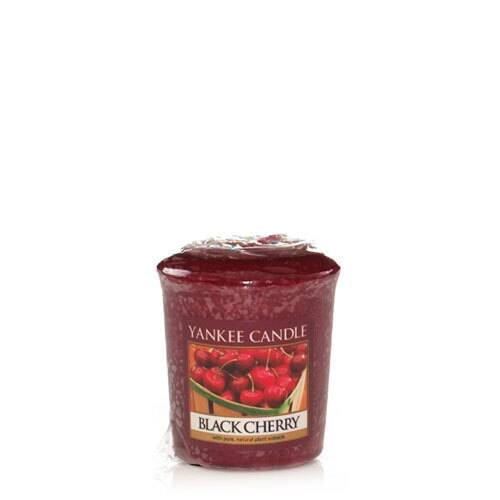 Bougie Black Cherry votive