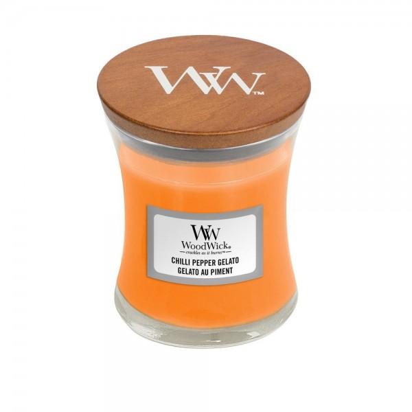 Bougie Gelato Au Piment petite jarre - WoodWick