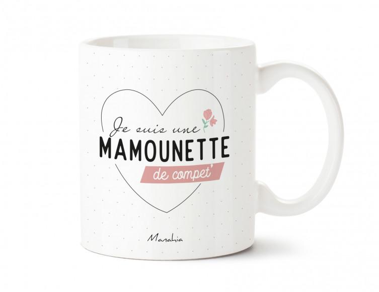 Mug Mamounette de compet' 1