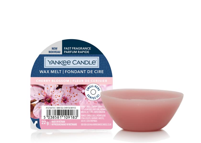 Fondant Cherry Blossom - Yankee Candle