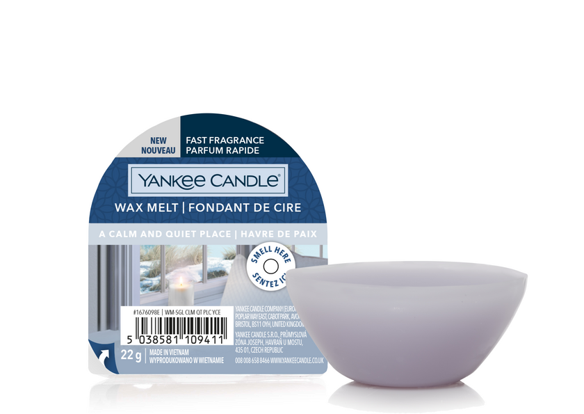Fondant A Calm And Quiet Place - Yankee Candlen