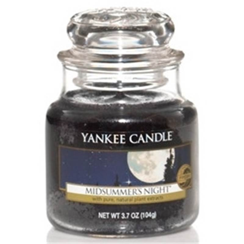 Bougie Midsummer's Night petite jarre - Yankee Candle