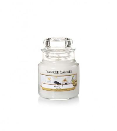 Bougie Vanilla petite jarre - Yankee Candle